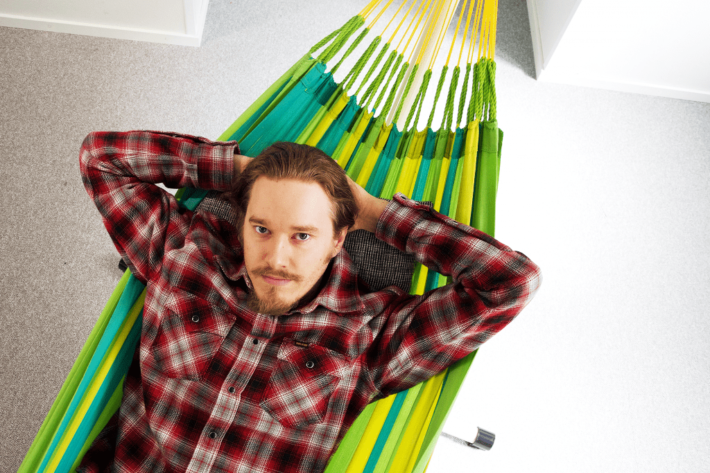 Tuomas Hirvonen, developer at Evermade